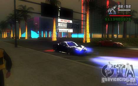 ENBSeries by Gasilovo v2 для GTA San Andreas шестой скриншот