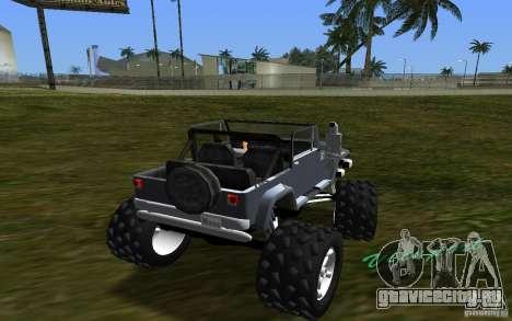 New updated Mesa для GTA Vice City