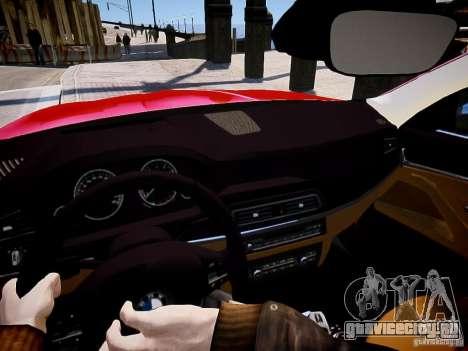 BMW 525i Touring для GTA 4 вид справа