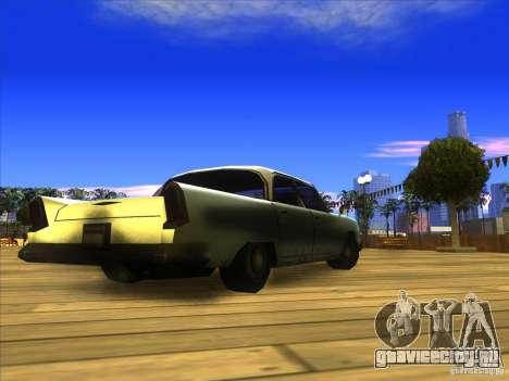 Glendale - Oceanic для GTA San Andreas вид справа