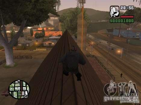 Jason Voorhees для GTA San Andreas пятый скриншот