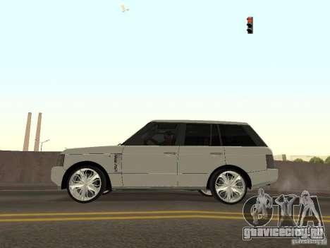 Luxury Wheels Pack для GTA San Andreas шестой скриншот