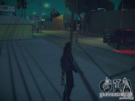 ENB v2 by Tinrion для GTA San Andreas четвёртый скриншот