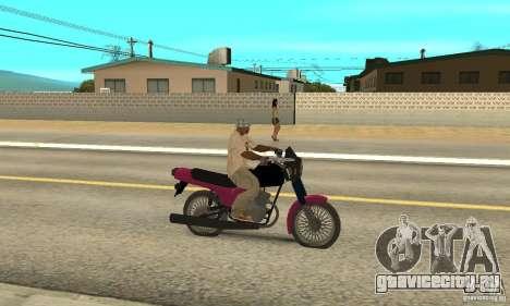 ЗИД Сова 175 для GTA San Andreas вид справа
