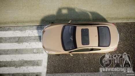 Infiniti G37 Coupe Sport для GTA 4 вид справа