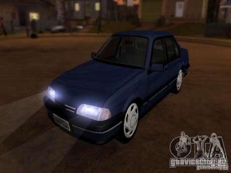 Chevrolet Monza GLS 1996 для GTA San Andreas