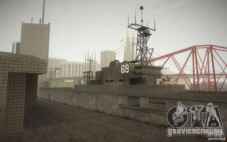SF Army Re-Textured ll Final Edition для GTA San Andreas восьмой скриншот