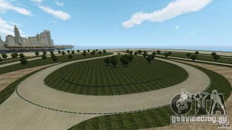 Dakota Raceway [HD] Retexture для GTA 4 десятый скриншот