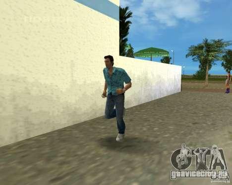 Анимации из TLAD для GTA Vice City двенадцатый скриншот