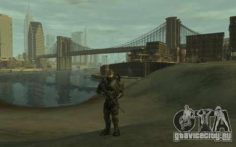 Halo 4 Master Chief для GTA 4 второй скриншот