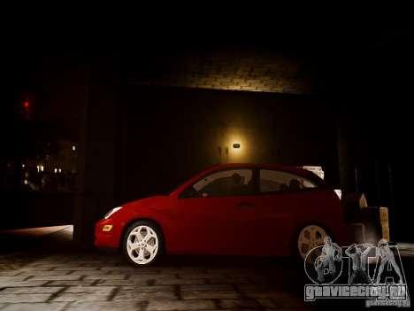 Ford Focus SVT 2003 для GTA 4 вид слева