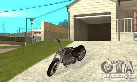 TLAD_Lucan для GTA San Andreas