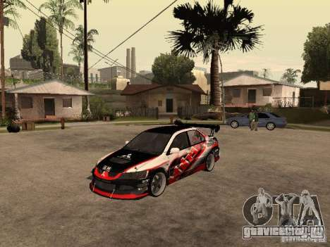 Mitsubishi Lancer Evolution 8 GReddy для GTA San Andreas