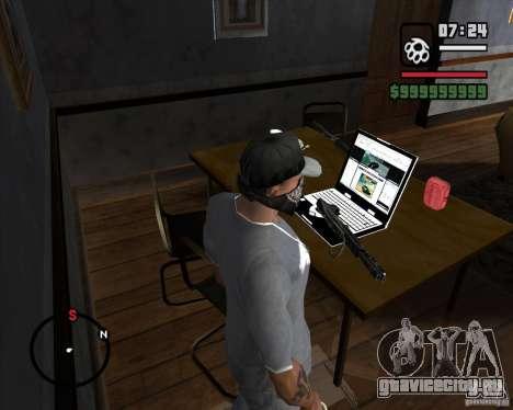 From Left 4 Dead beta v0.2 для GTA San Andreas третий скриншот