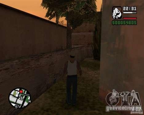 Cj Гопник для GTA San Andreas третий скриншот