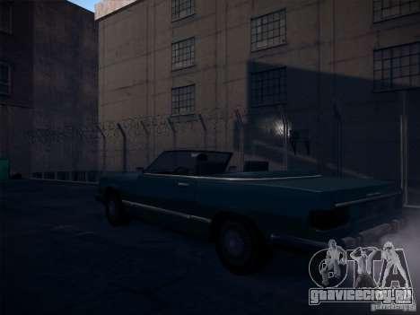ENBSeries by CatVitalio для GTA San Andreas четвёртый скриншот