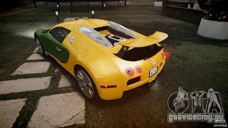 Bugatti Veyron 16.4 v3.0 2005 [EPM] Machiavelli для GTA 4