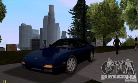 Nissan SX 240 Full Stock для GTA San Andreas