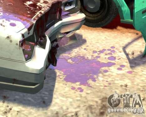 Blood Tweak 1.0 для GTA 4 десятый скриншот