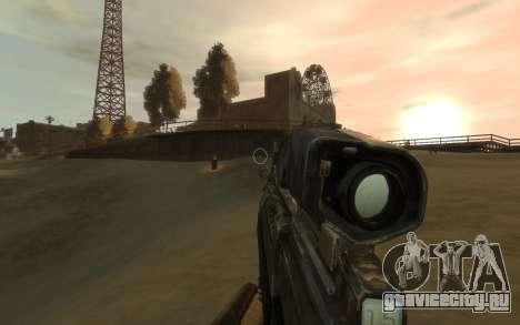Halo 4 Master Chief для GTA 4 седьмой скриншот
