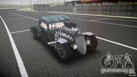 Ford Ratrod 1936 для GTA 4