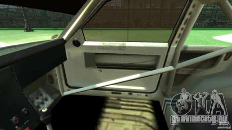 Audi Quattro Group B для GTA 4 вид изнутри