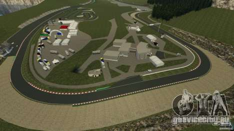 SPA Francorchamps [Beta] для GTA 4 девятый скриншот