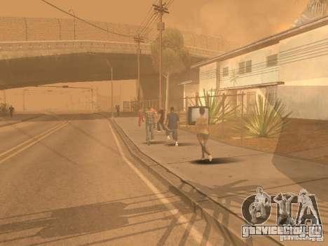 Quake mod [Землетрясение] для GTA San Andreas восьмой скриншот