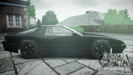 Ruiner KNIGHT RIDER Skin для GTA 4