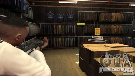 New Russian Shop для GTA 4 третий скриншот