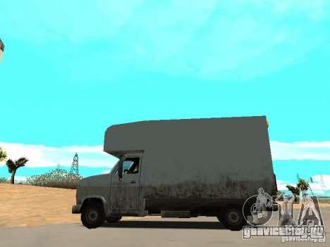 New Mule для GTA San Andreas вид слева