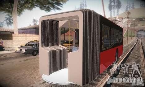 Прицеп к Design X3 GL для GTA San Andreas