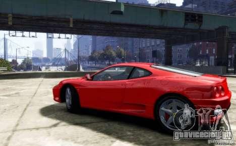 Ferrari 360 modena для GTA 4