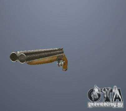 Пак высоко полигонального оружия для GTA San Andreas четвёртый скриншот
