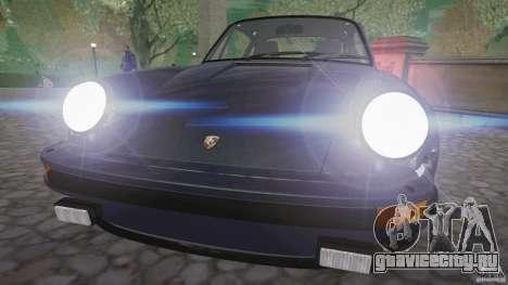 Porsche 911 1987 для GTA 4 вид справа