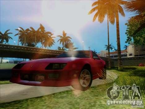ENB v1.01 для мощных ПК для GTA San Andreas второй скриншот