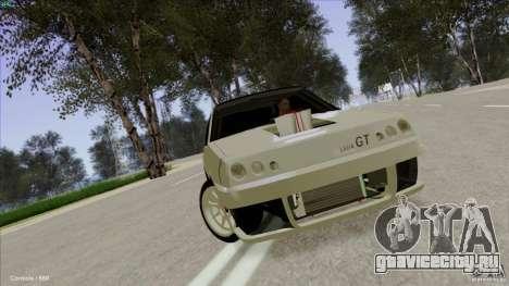 ВАЗ 2108 Sport для GTA San Andreas вид сбоку