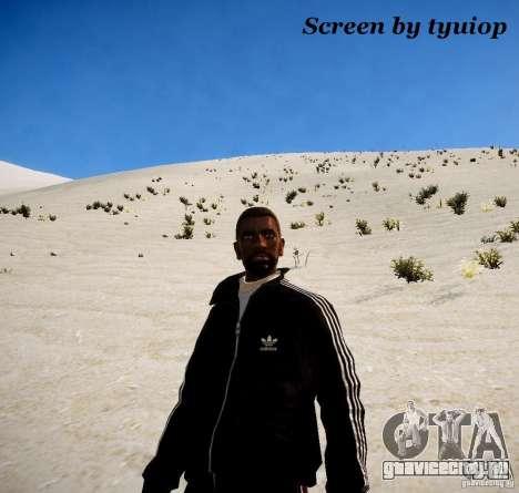 Black Niko для GTA 4