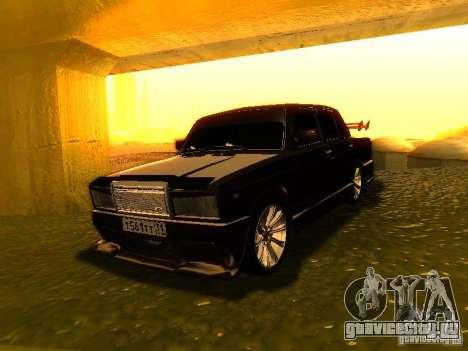 ВАЗ 2107 X-Style для GTA San Andreas