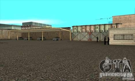 Оживление автошколы в San-Fierro для GTA San Andreas четвёртый скриншот