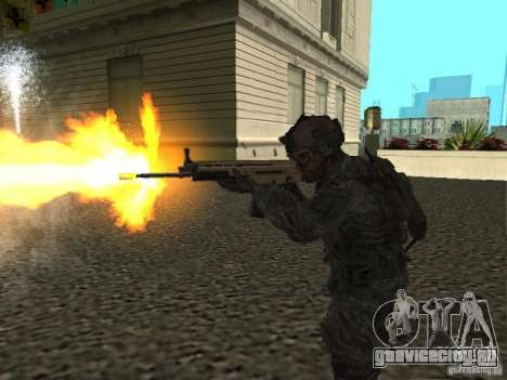 USA Army Ranger для GTA San Andreas третий скриншот