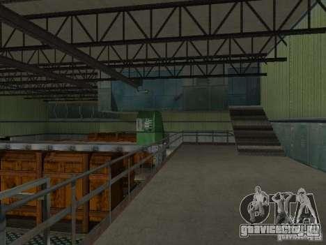 Открытая Зона 69 для GTA San Andreas второй скриншот