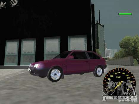 ВАЗ 2108 classic для GTA San Andreas