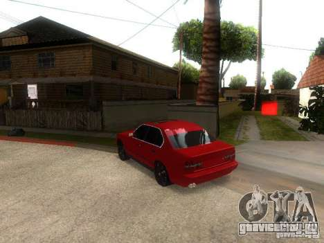 ENB-series 3 для GTA San Andreas второй скриншот