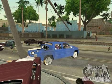 Ballas 4 Life для GTA San Andreas четвёртый скриншот