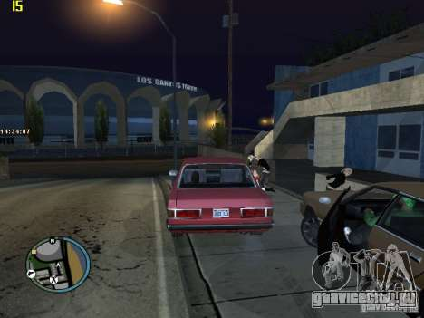 GTA IV  San andreas BETA для GTA San Andreas десятый скриншот