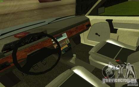 АЗЛК 2141 v2.0 для GTA San Andreas вид сбоку