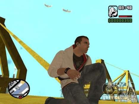 Desmond Miles для GTA San Andreas восьмой скриншот