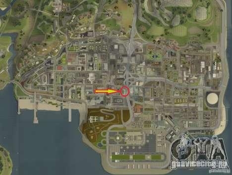 CJ-спецназ для GTA San Andreas девятый скриншот
