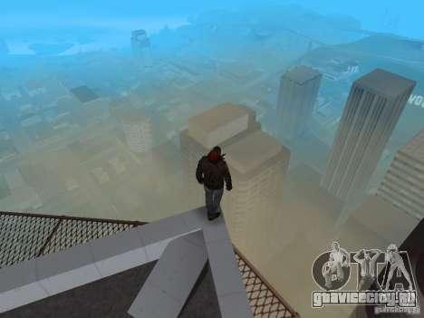 James Heller из Prototype 2 для GTA San Andreas шестой скриншот